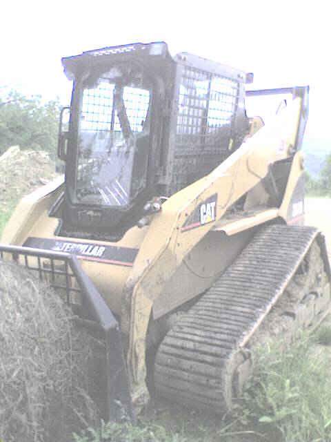 Land Clearing Using Skid Steer Loaders