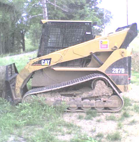 Used Skid Steer Tree Saws